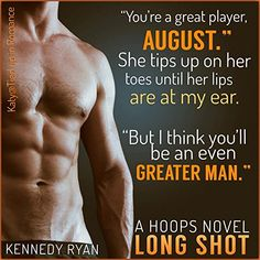 Blog Tour   Review   Excerpt: Long Shot by Kennedy Ryan Tip Ups, Long Shot, What Is Like, Audio Books, Novels, Shots, Romance, Tours, Reading