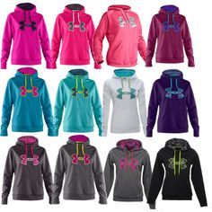 under armour sweatshirts for girls - Google Search