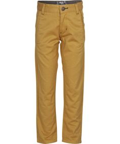 Molo super trendy mosterdkleurige jeansbroek #emilea