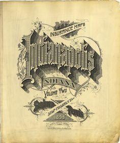 Toutes les tailles | Indianapolis, Indiana 1898 | Flickr: partage de photos!
