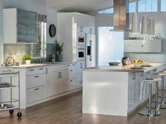 Decoração de Cozinha do IKEA