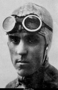 The Italian master, Tazio Nuvolari, arguably the greatest driver in motor racing history.