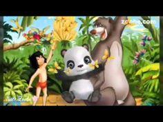 Auch wenn die die Töne nicht so gerade sind, bring ich dich bestimmt zum lachen #Dschungelbuch - YouTube