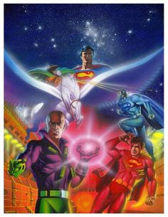 """travisellisor: """"the cover to Superman Spectacular by Alan Craddock """" Superhero Images, Smallville, Bambam, First World, Superman, Movie Posters, Anime, House, Art"""