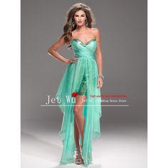 Cheap Envío gratis 2013 nueva moda por encargo de colores de luz cariño rebordear alto vestido Low Prom, Compro Calidad Vestidos de Gala directamente de los surtidores de China:         El código de producto