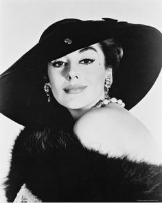 Kay Kendall, incredibly chic English actress (1927-1959) who died tragically young at the height of her career aged 32 and newly wed to actor Rex Harrison