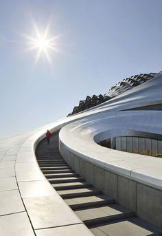 Hufton + Crow    Harbin Opera House China   MAD Architects