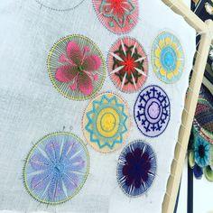 梅田教室の風景⁂ | パラグアイ伝統工芸品KERA 『色』いろ日記*