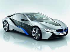 Mission Impossible - Ghost Protocol  BMW i8; looks like the BMW Vision to me...