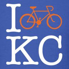 I Bicycle Kansas City