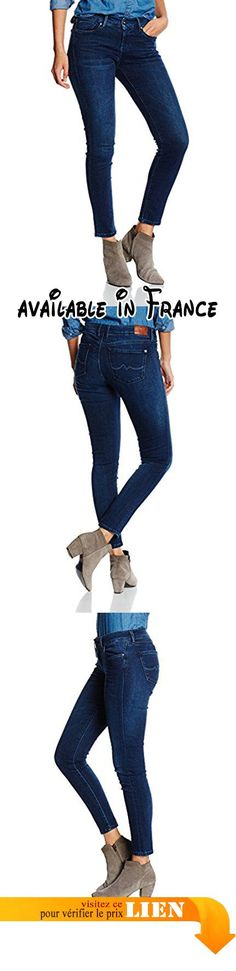 B01F4UD59I   Pepe Jeans Soho Jean Slim Femme M79 W28 L30 (Taille fabricant  f50be9693308