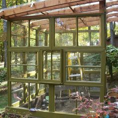 Greenhouse Design Ideas, Pictures, Remodel, and Decor
