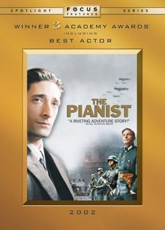 Nominated for 7 Academy Awards, including Best Picture, and winner of 3, The Pianist, stars Oscar winner Adrien Brody in the true-life story of brilliant pianist and composer Wladyslaw Szpilman, the most acclaimed young musician of his time until his promising career was interrupted by the onset of World War II. This powerful, triumphant film follows Szpilman's heroic and inspirational journey of survival with the unlikely help of a sympathetic German officer $6.50