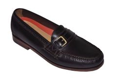 COLE HAAN men PINCH GRAND CASUAL BUCKLE LOAFER SHOES C12795 CHESTNUT size 10 M