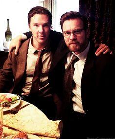 Benedict & Ewan McGregor