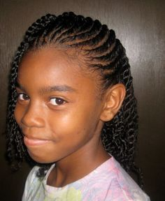Twist Hairstyles For Kids Nya Womack Nwomack0517 On Pinterest