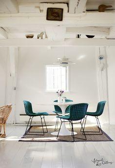 In the mill, Denmark, interior, kitchen, coast, summer, design