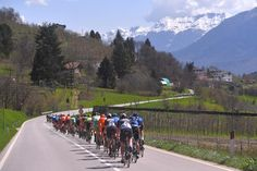 Stage 2 of the Tour of the Alps