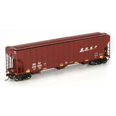 HO RTR FMC 4700 Covered Hopper, BNSF/Wedge #432699 (ATH73869): Athearn Trains