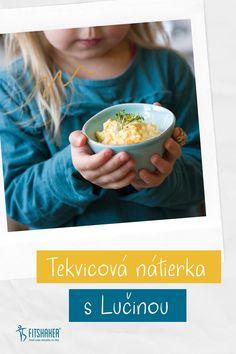 Veľmi jednoduchý spôsob, ako zamaskuješ zeleninu do syrovej nátierky. Pochutia si aj detičky od 1 roka. Vhodné nielen na ráno, ale napr. aj na večeru. Menu, Menu Board Design, Menu Cards