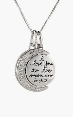 I have to buy this for Taya, I use to say this to her everynight