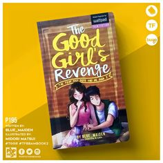 [BAD BOY Published under Pop Fiction. Available at bookstores/conv… Fiction Wattpad Books, Wattpad Stories, Pop Fiction Books, Books For Tween Girls, New Books, Books To Read, Book Publishing, Revenge, Bad Boys