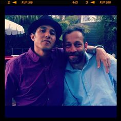 Christian Hosoi and Mark Gonzales. http://hosoiskateboards.com/