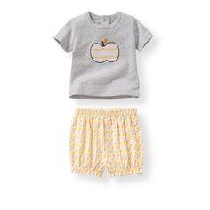 Confezione da 2 pigiama 2 pezzi in cotone 0 mesi - 3 anni
