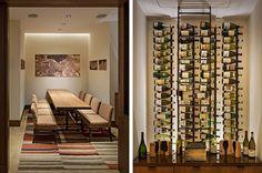 KGM Architectural Lighting - Bentel & Bentel Architects - Aldo Sohm Wine Bar - New York, NY
