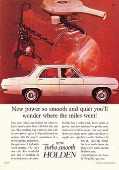 '66 HR Holden X2 Special