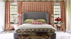 17 Statement-Making Headboards