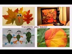 Thanksgiving art decorating ideas