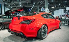 The 2017 Hyundai Genesis Coupe was conceived as the realization of the automaker's conclusion to rework its most common of sedans. Description from autospecsinfo.com. I searched for this on bing.com/images