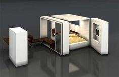 Habitación modular de ODA