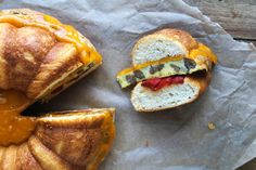 Recipe: Egg, Sausage, and Cheese Bundt Breakfast Sandwich — Blessed Bundts