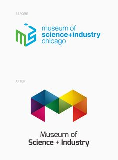 Museum of Science and Industry by Hide Obara, via Behance