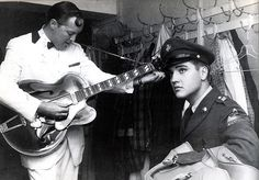december 20, elvis receives draft notice for the u.s. army in 1957
