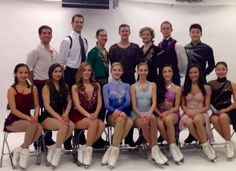 2014 US Figure Skating Olympic Team. #sochi #teamUSA
