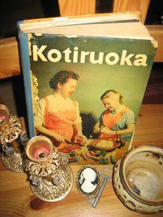 Keittokirja vuosi 1956