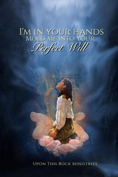 I am in your hands Lord