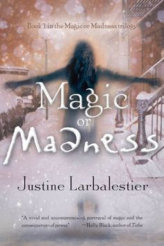 Magic or Madness by Justine Larbalestier https://www.amazon.com/dp/1595140700/ref=cm_sw_r_pi_dp_UESHxb6H89W5W
