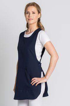 Nursing Clothes, Diy Clothes, Nursing Uniforms, Cleaning Uniform, Cobbler Aprons, Beauty Uniforms, Apron Designs, Long Layered Haircuts, Uniform Design