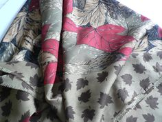 Franco Laurenti vintage italian scarf by MaddyVintageHostess, £14.00