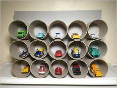 basteln mit klopapierrollen diy ideen deko ideen basteln mit kindern garage