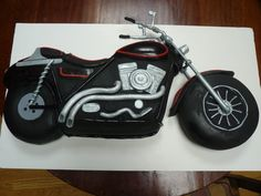 harley cakes tutorial - Google Search