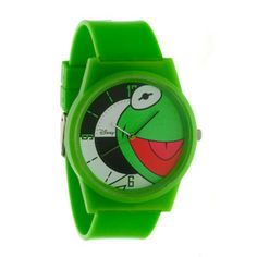 no kermit the frog watch as well :p