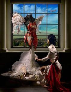 Images of women in postmodern art