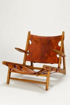 Hunting chair | Borge Mogensen