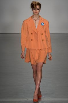 Vivienne Westwood Spring 2015 Ready-to-Wear Collection Photos - Vogue