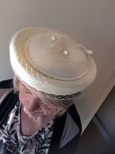 137 best vintage hats images on Pinterest  e5f967d0426a
